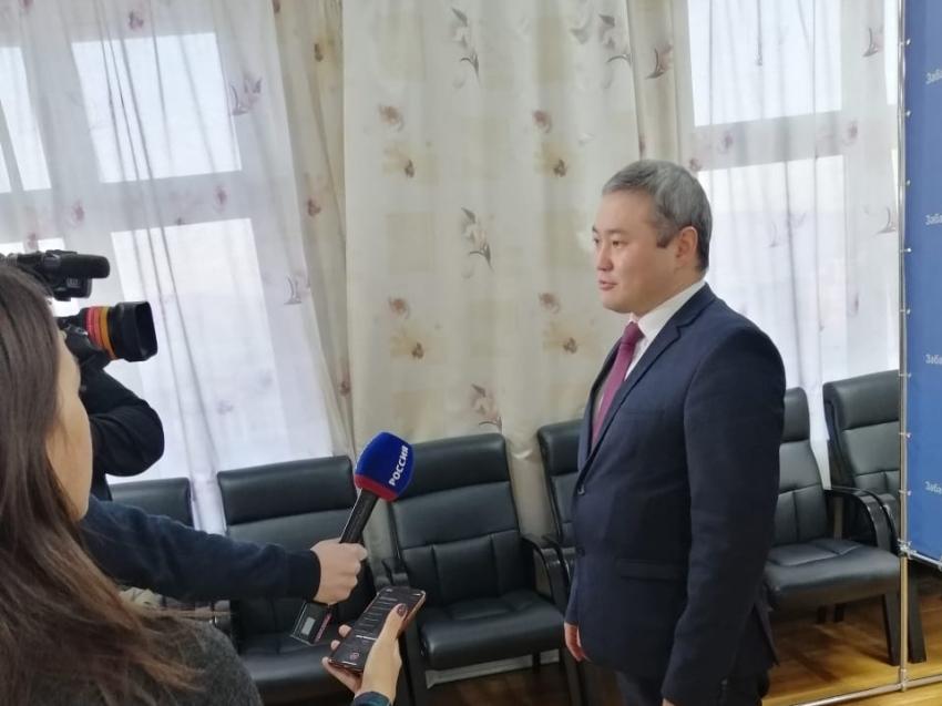 Александр Бардалеев: В минувшем году 74 предпринимателя Забайкалья получили займ «Антиковид»