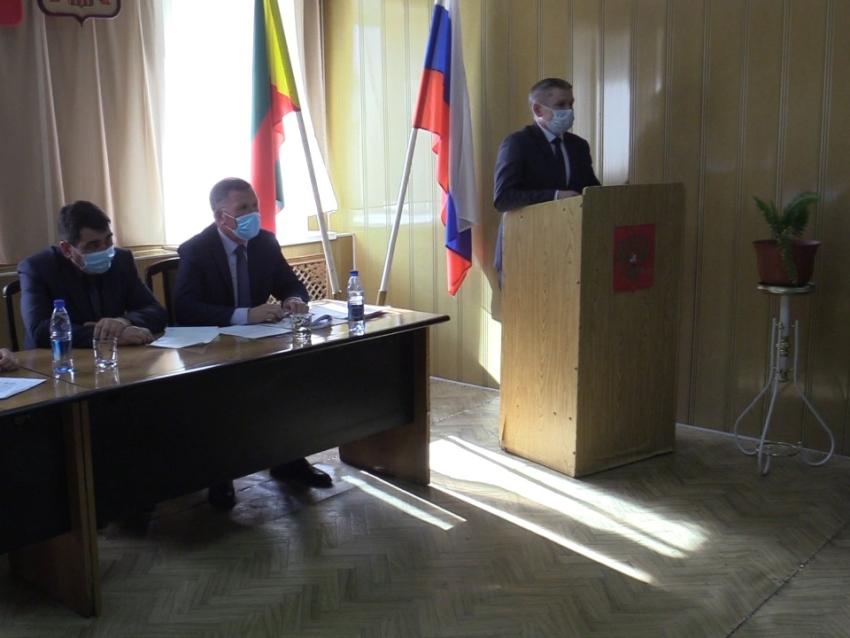 В Забайкалье избран глава Приаргунского муниципального округа