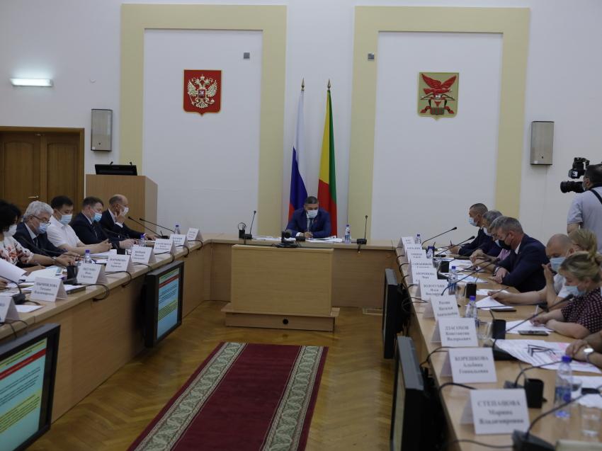 В Забайкалье в 2021 году благоустроят 50 общественных территорий