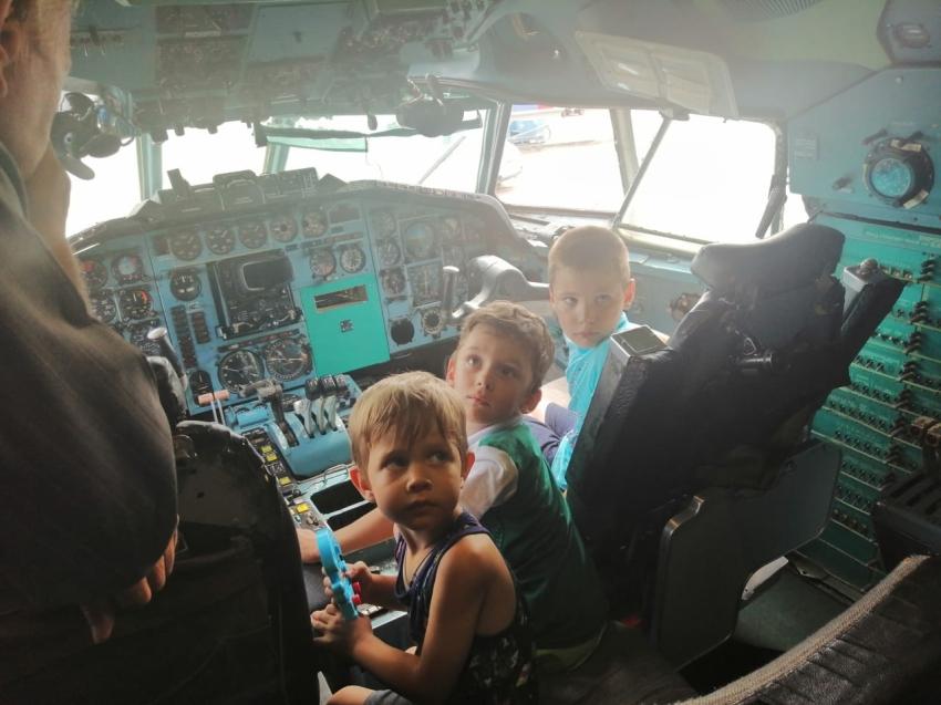 Первый в истории Забайкалья симулятор полетов появился в Чите