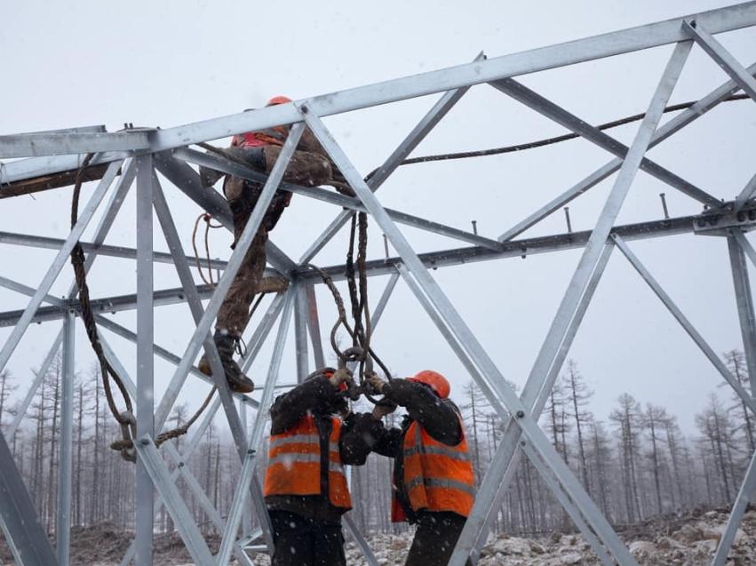 «Россети ФСК ЕЭС» расширили подстанцию для электроснабжения Удоканского месторождения меди