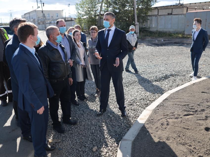Губернатор Забайкалья назвал лучший ремонтируемый участок дороги в Чите