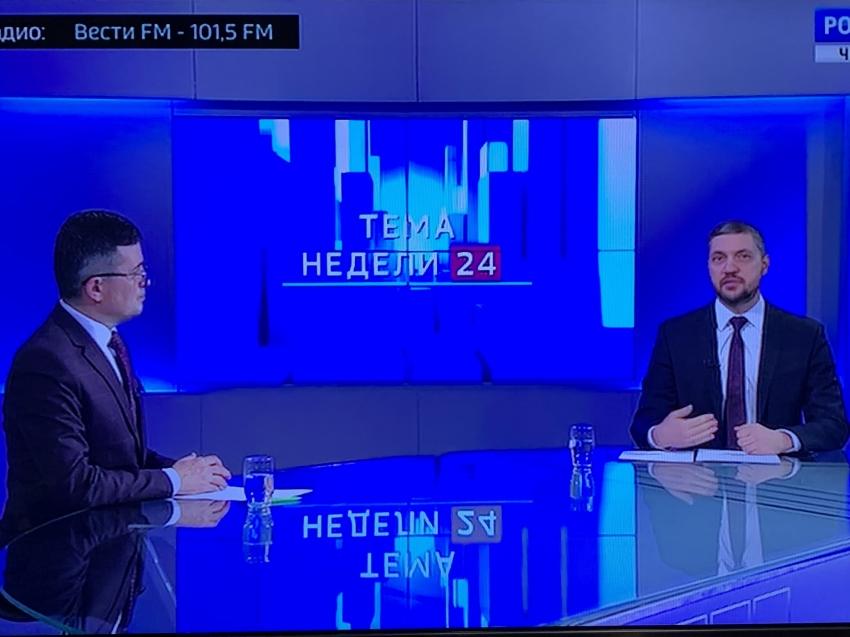 Александр Осипов: Коронавирус переходит в районы Забайкалья