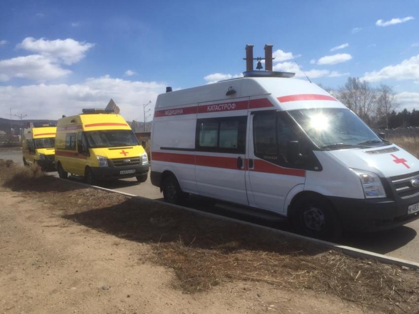 Фонд развития региона помог транспортировать сложного ребенка из московской клиники в Читу