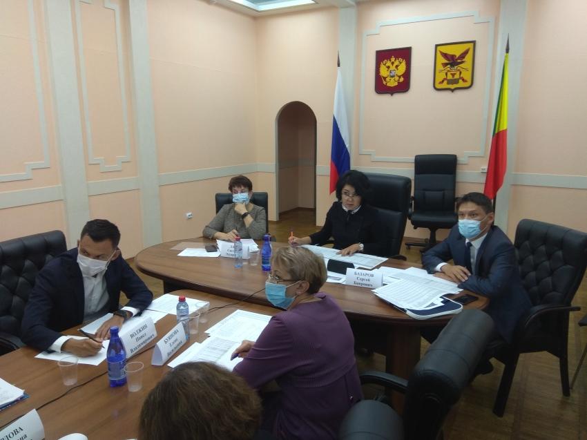 Аягма Ванчикова: Забайкалью нужен санитарный щит от гриппа и коронавируса
