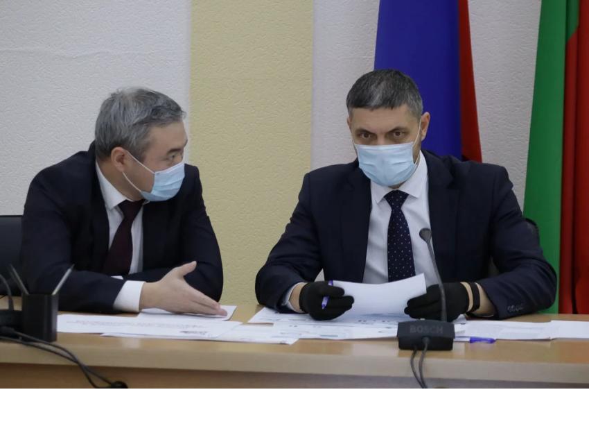 Александр Осипов предложил досрочно включить Забайкалье в нацпроект по поддержке занятости