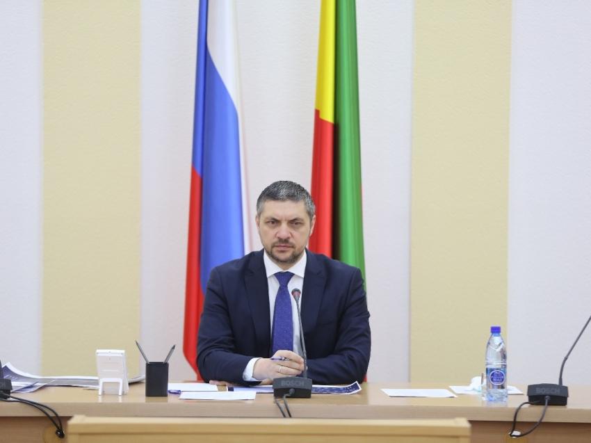 Александр Осипов работает в районах Забайкальского края