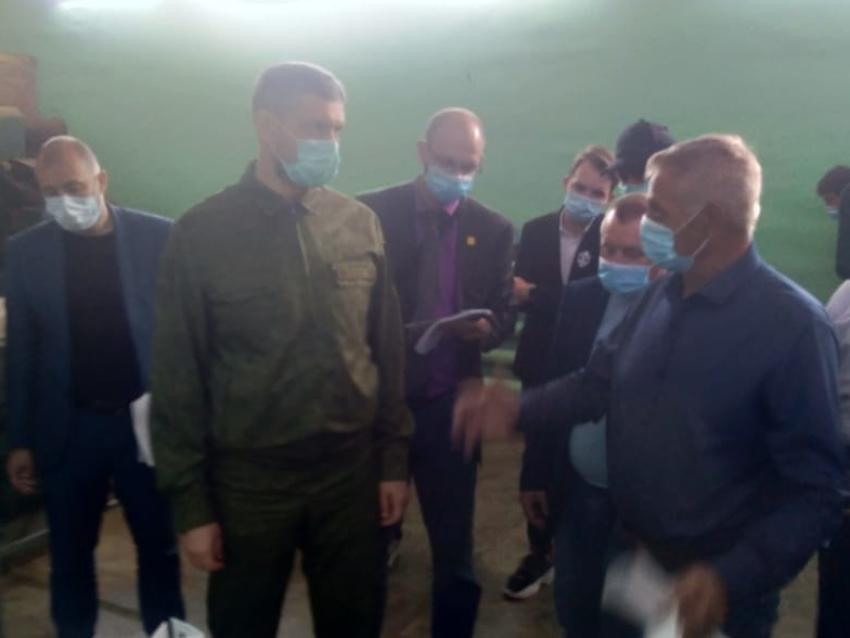 Власти Забайкалья рассмотрят способы поддержки переработки кедрового ореха в Красном Чикое