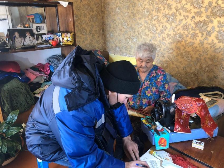 Почта России в Забайкальском крае доставит все пенсии и пособия на дом пенсионерам