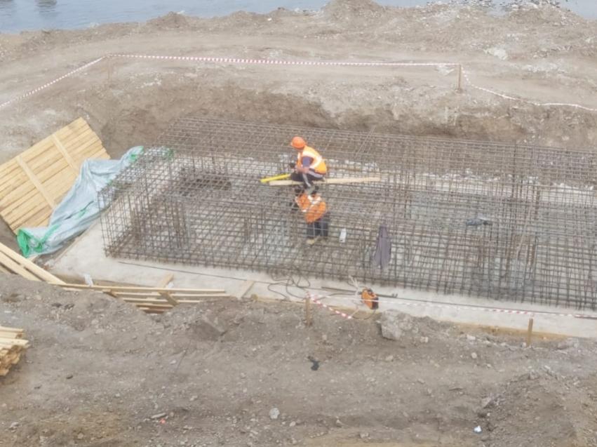 В Забайкалье направят 154 миллиона рублей на ремонт моста в Каштаке