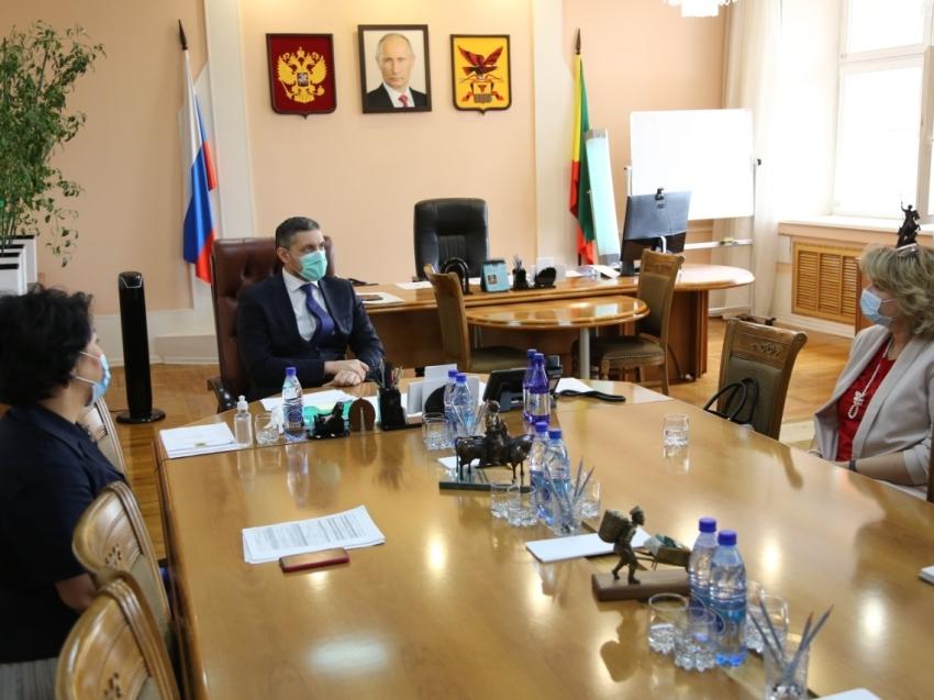 Главный инфекционист России бьет тревогу по поводу риска заражения в Забайкалье