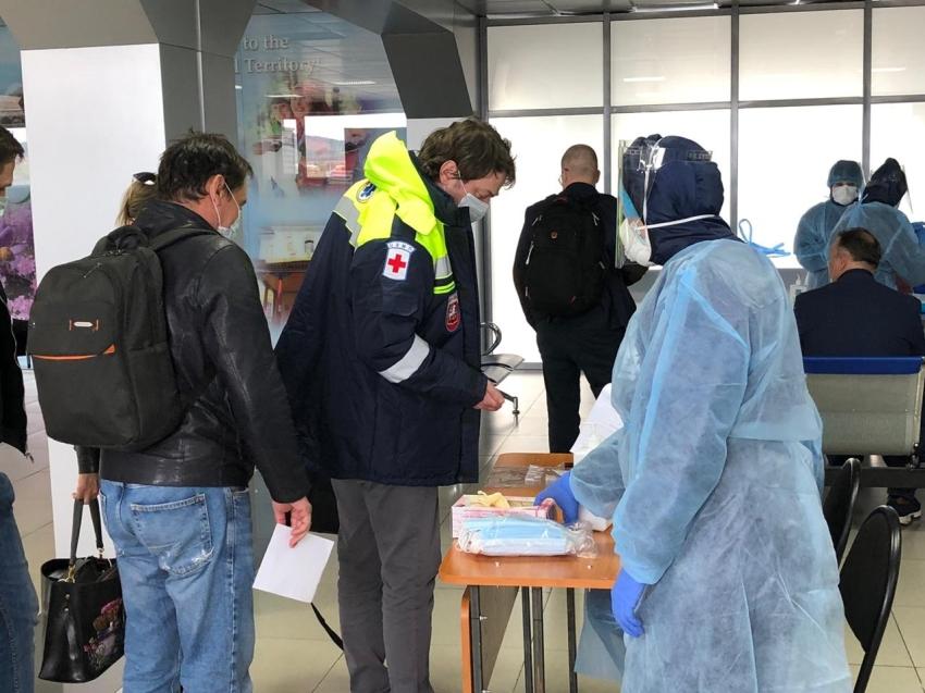 В Читу прилетела бригада врачей из Москвы в помощь Забайкалью