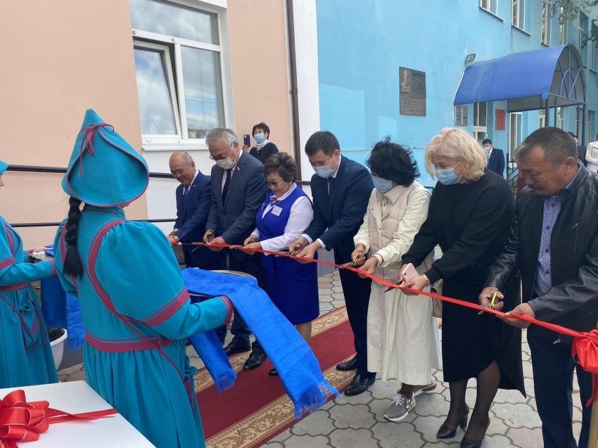 Аягма Ванчикова: Библиотека станет культурным пространством для жителей поселка