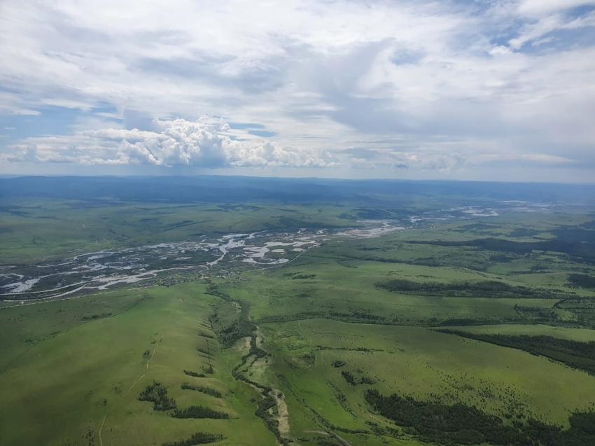 ЧС в Забайкалье: актуальная информация