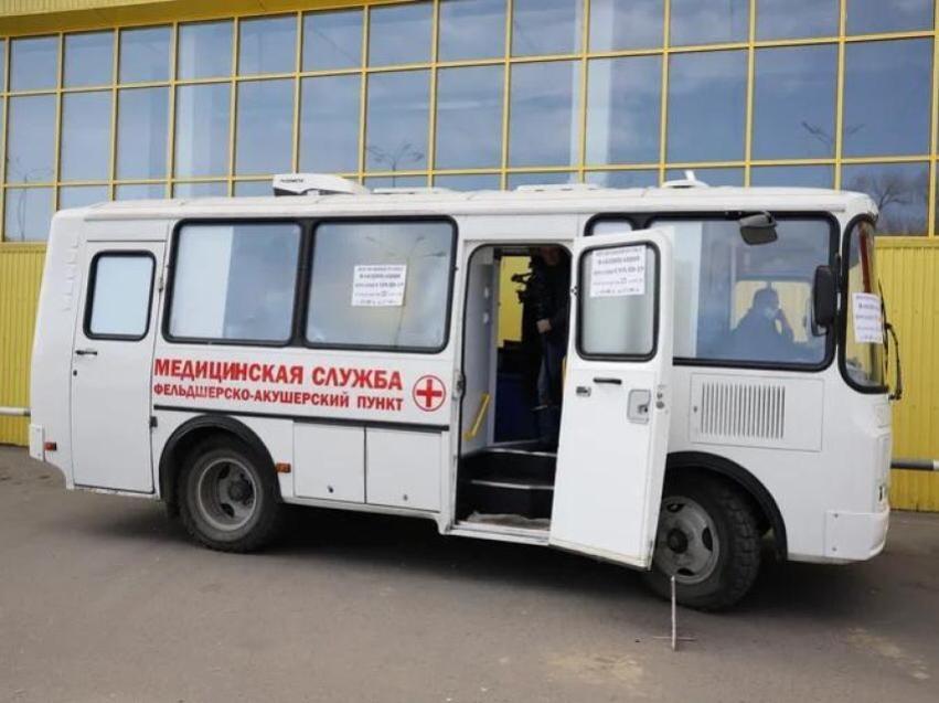 Минздрав Забайкалья: 65 человек привились на площади Ленина в Чите 1 мая