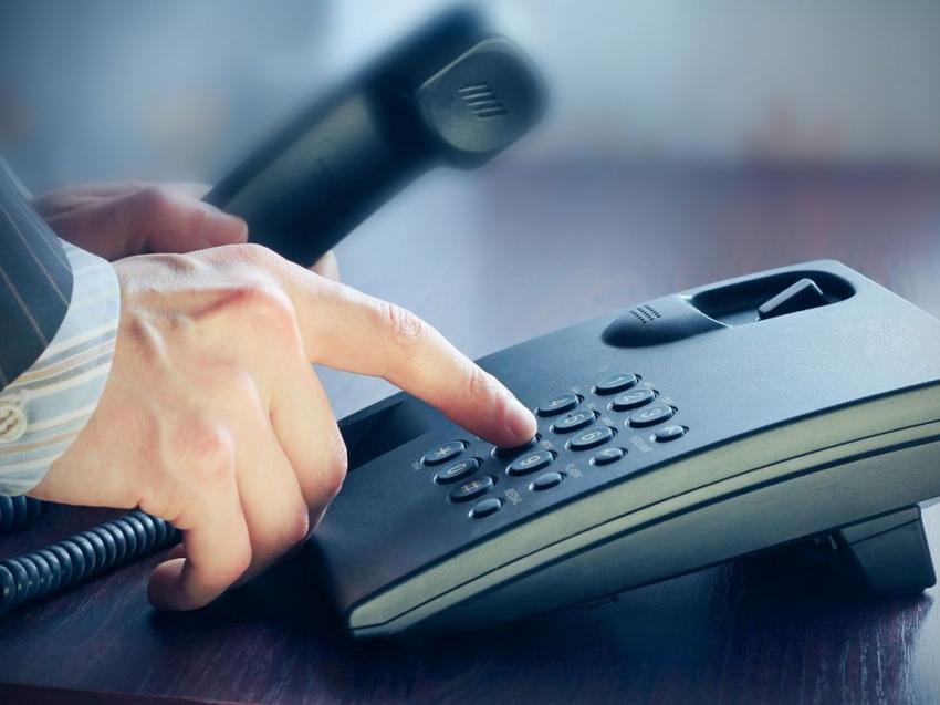 Более 12 тысяч звонков поступило на горячую линию регионального оператора