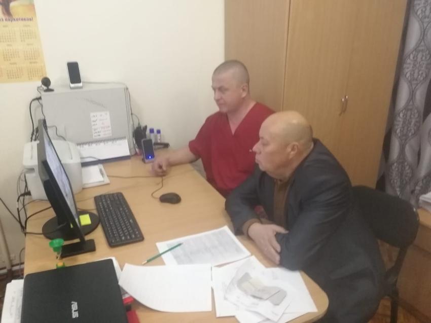 Забайкальские медики консультируются с московскими специалистами по вопросам лечения пострадавших в ДТП в Сретенском районе