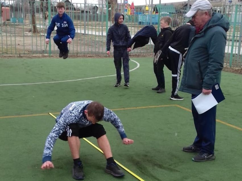 Спартакиада допризывной молодёжи прошла в Сретенском районе Забайкалья