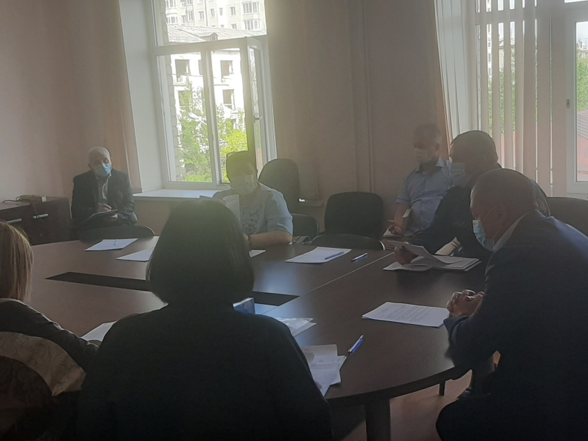 Внеочередное заседание Противоэпизоотической комиссии