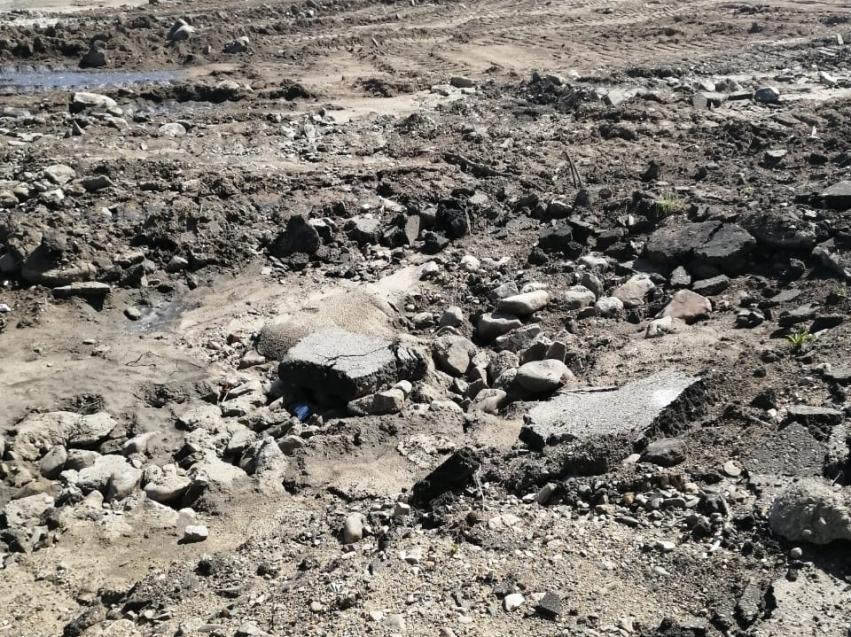 29 июня 2021 года в Государственную службу по охране объектов культурного наследия Забайкальского края от главы Сретенского района поступило сообщение об обнаружении каменной кладки на территории площади в городе Сретенск.