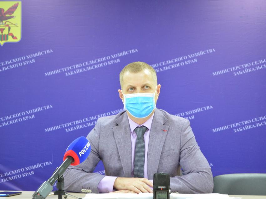 Денис Бочкарев: Хозяйства Забайкалья планируют увеличить ввод в оборот залежных земель