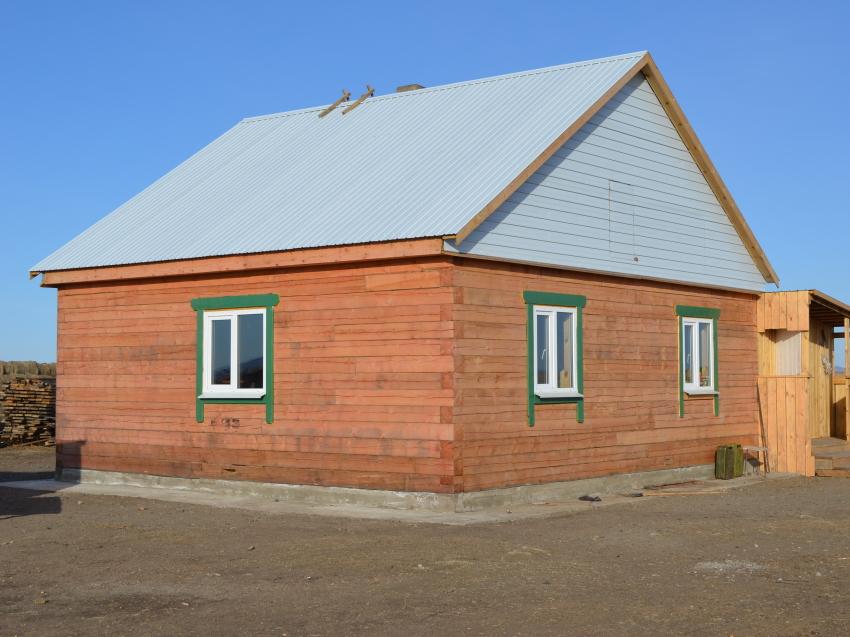 Кредит на постройку дома в сельской местности