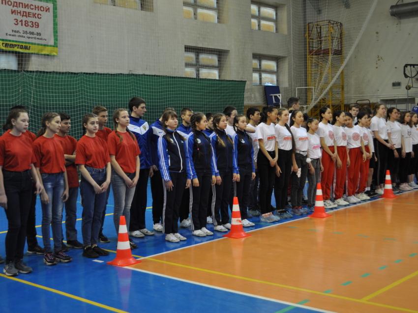 Школьники поборются за право представить Забайкалье во всероссийских спортивных президентских состязаниях