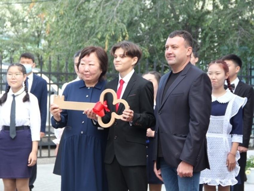В Агинском открылся новый корпус школы №2 на 255 мест