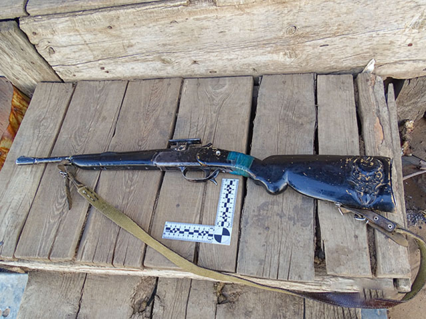 Дзерен стал жертвой браконьера в  Даурском заповеднике Забайкалья