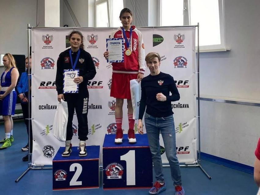 Школьница из Забайкалья представит регион на первенстве России по боксу