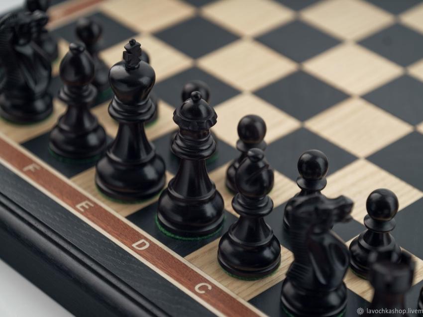 Пенсионеры ушли в онлайн с шахматной доской
