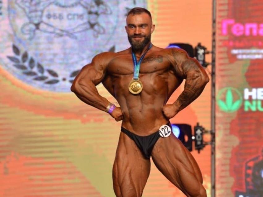Забайкалец Роман Астафьев стал чемпионом по бодибилдингу