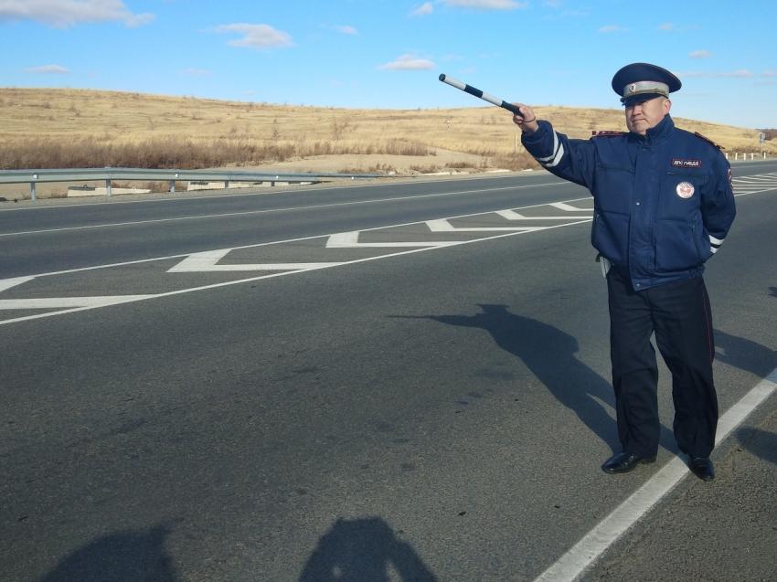 Госавтоинспекторы Забайкалья проведут операцию по выявлению пьяных водителей в первые выходные лета