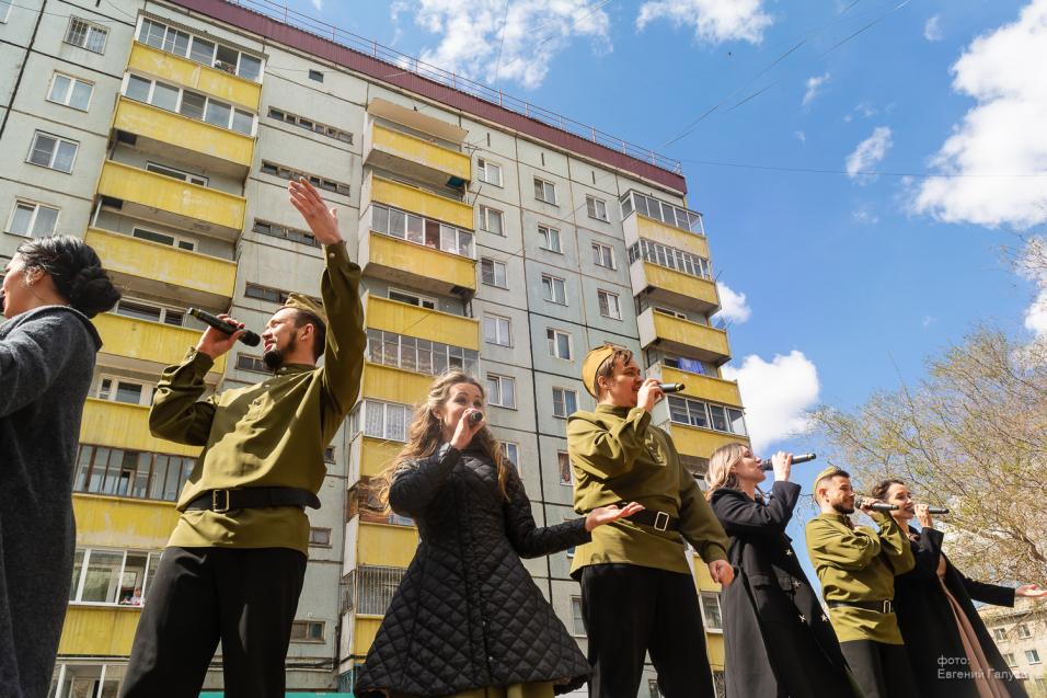 Учреждения культуры отпразднуют выход из самоизоляции уличными концертами
