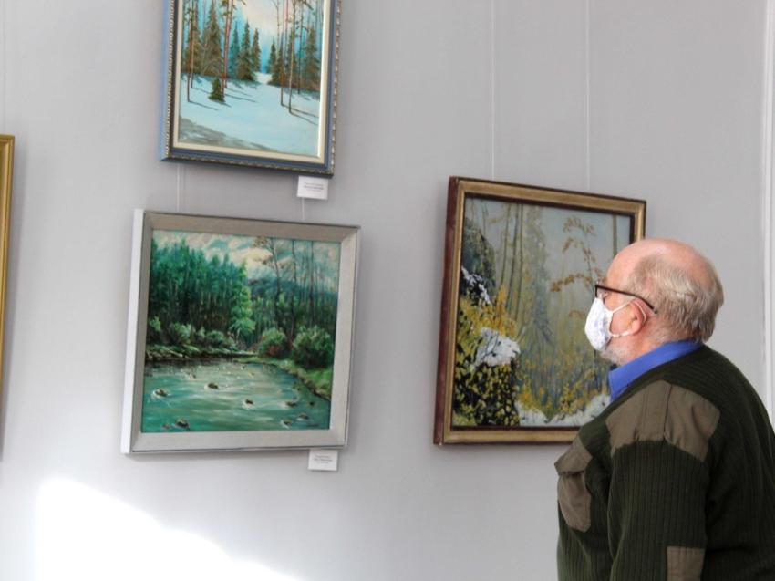 Лучшие работы забайкальских художников объединила краевая выставка