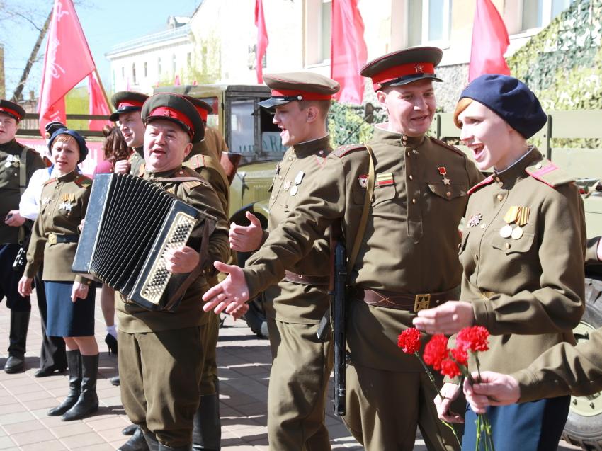 Министерство культуры Забайкалья опубликовало программу празднования Дня Победы в регионе