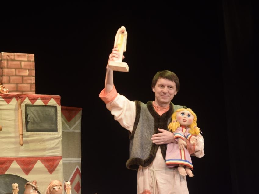 Хабаровский краевой театр кукол завершил гастроли в Чите