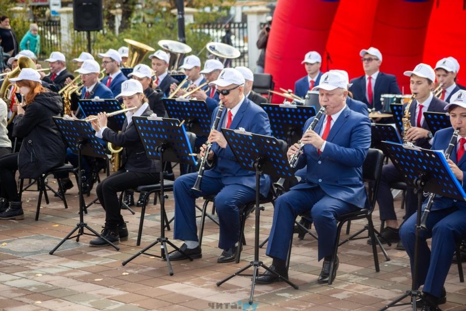 Забайкальская филармония опубликовала гала-концерт фестиваля духовой музыки