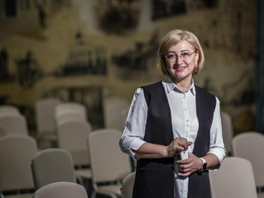 Министр культуры региона Ирина Левкович поздравила забайкальских  женщин с 8 марта