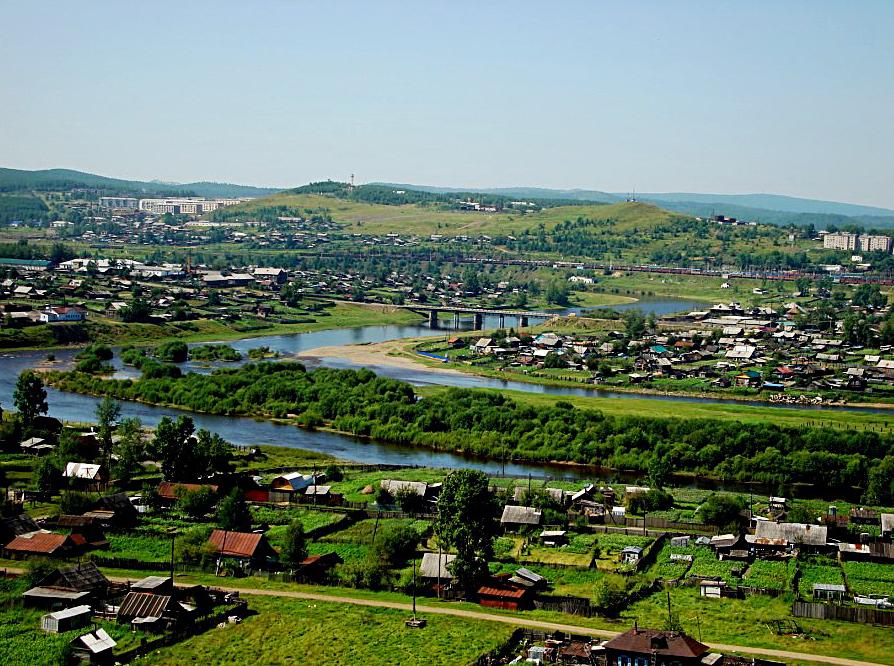 Городские и сельские поселения