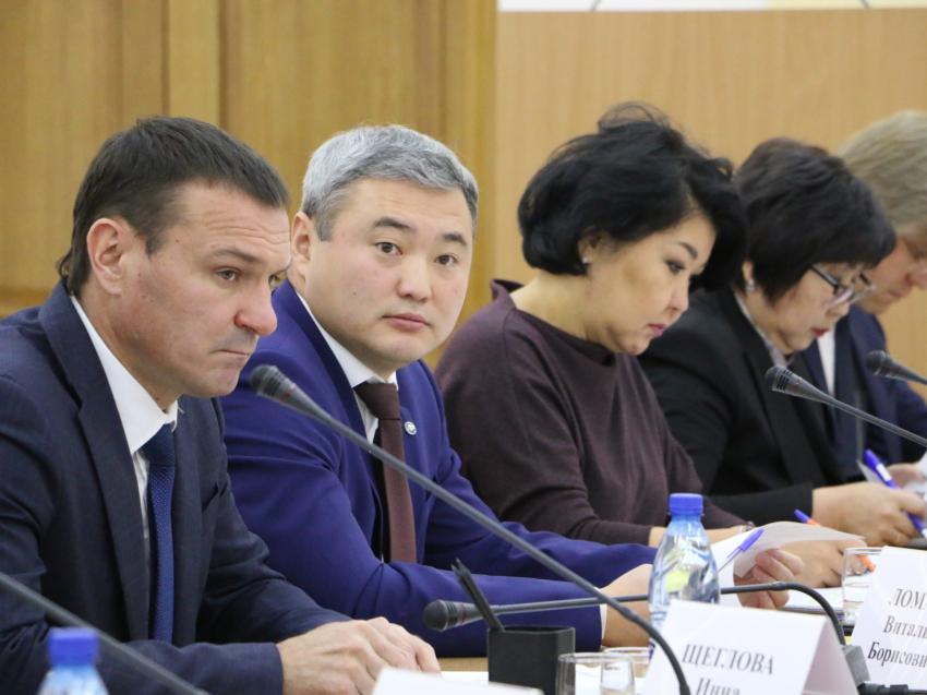 Александр Бардалеев назначен исполняющим обязанности заместителя председателя правительства – министра экономического развития Забайкальского края