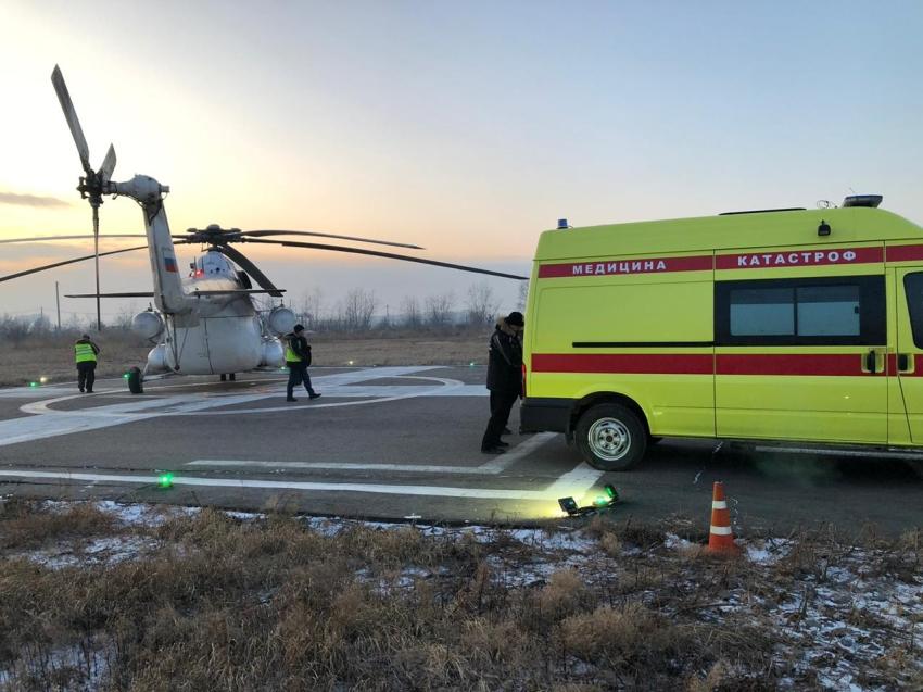 За сутки центр медицины катастроф вывез 17 пострадавших в аварии с рейсовым автобусом