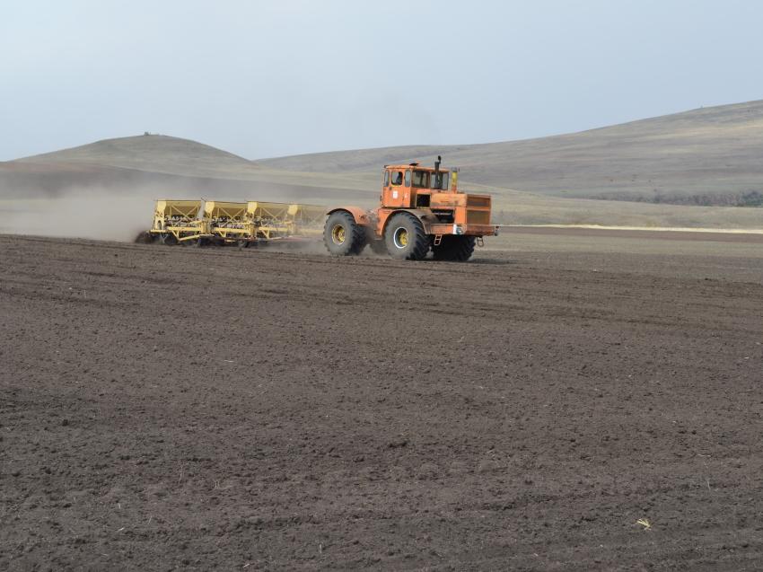 Забайкальским аграриям возместят 70,6 % прямых понесенных затрат на подъем целинных и залежных земель