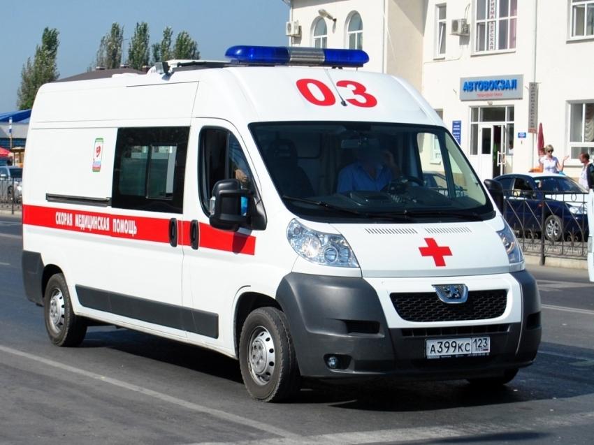 Обновлен список госпитализированных с места ДТП в Сретенском районе.