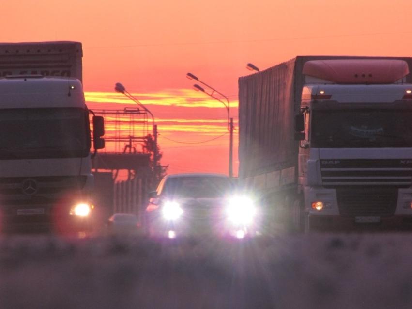 Новую дорогу к грузовому терминалу построят в Забайкалье на границе с Китаем