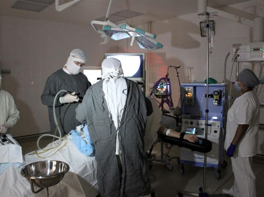 Мероприятия нацпроекта «Здравоохранение» в Забайкалье выполнены на сто процентов