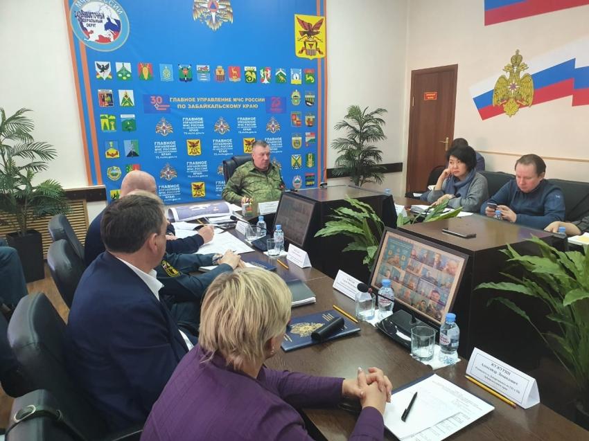 Андрей Гурулев: Забайкальцам рекомендуется оставаться дома