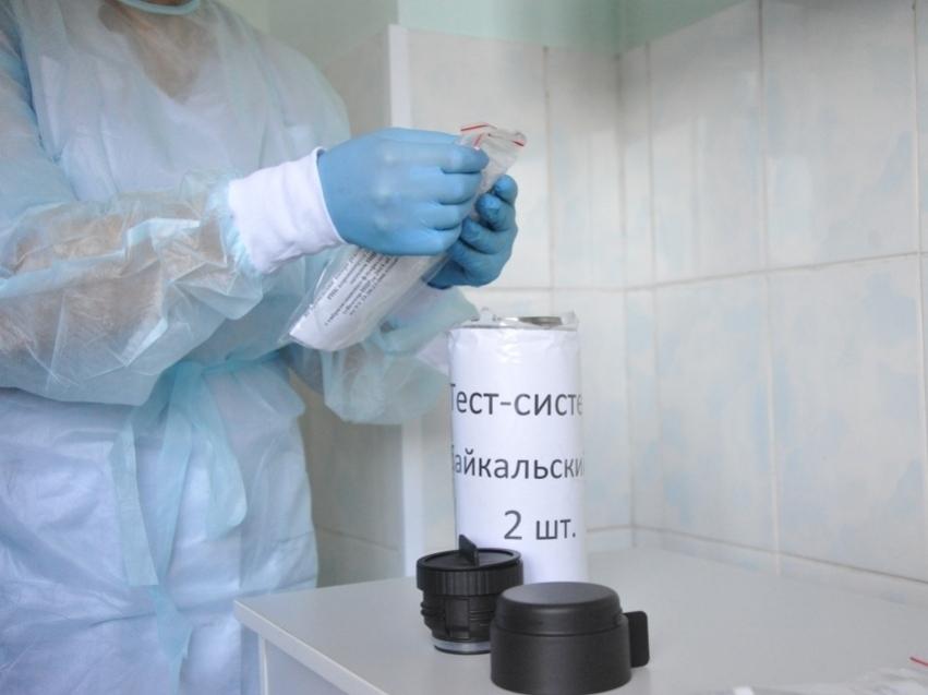 Два новых случая коронавирусной инфекции подтверждены в Забайкальском крае