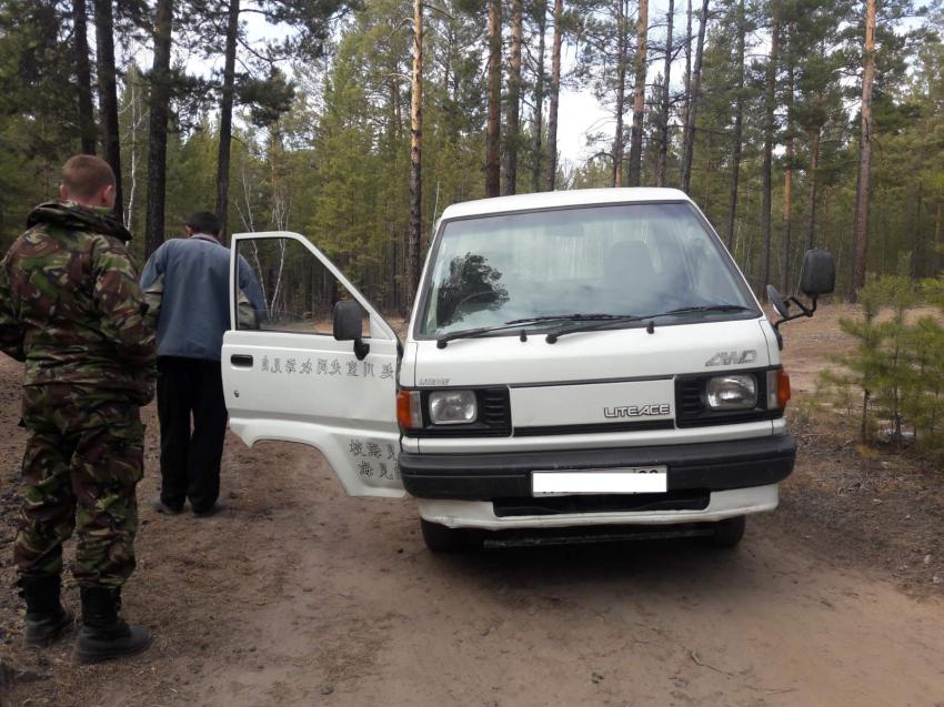 Выявлено более 30 нарушителей запрета на посещение леса
