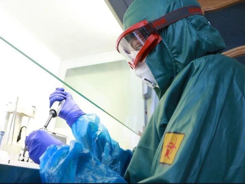 В Забайкалье зарегистрировано 817 случаев заболевания COVID-19